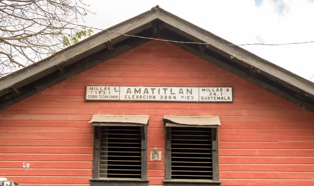 Visita a Estación en Amatitlán